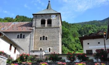 Eglise de Queige