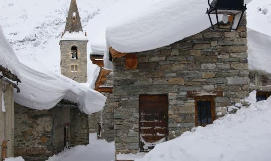 Visite guidée du vieux village de Bonneval-sur-Arc