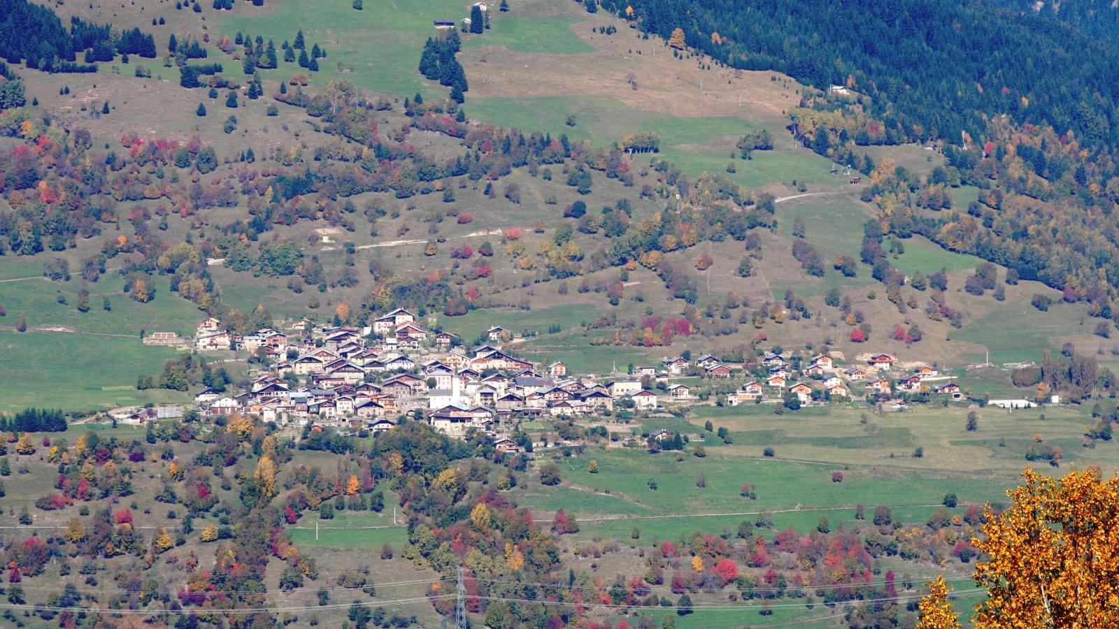 Granier vallée de la Plagne