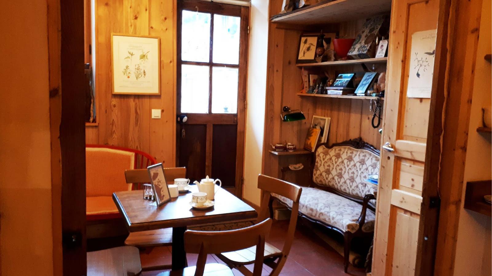 coin salon de thé