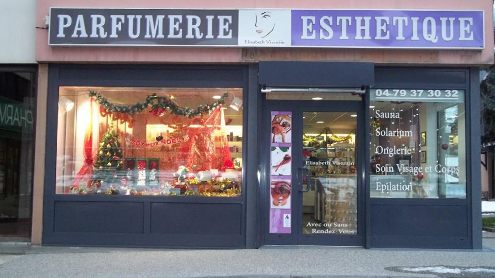 Salon de beauté parfumerie