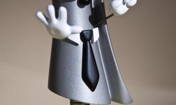 Tubalu, la mascotte du musée