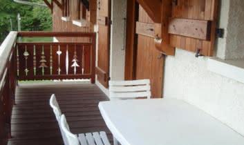 Le balcon-terrasse