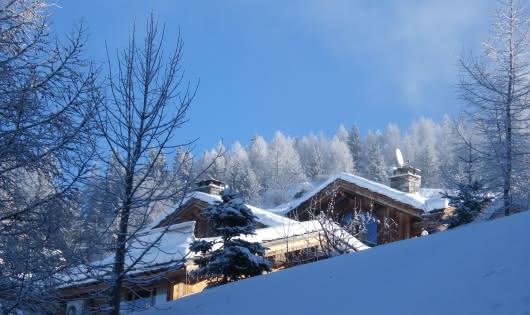 Plan-Peisey front de neige
