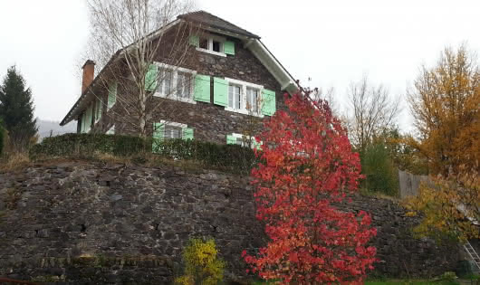 Villa des Charmettes