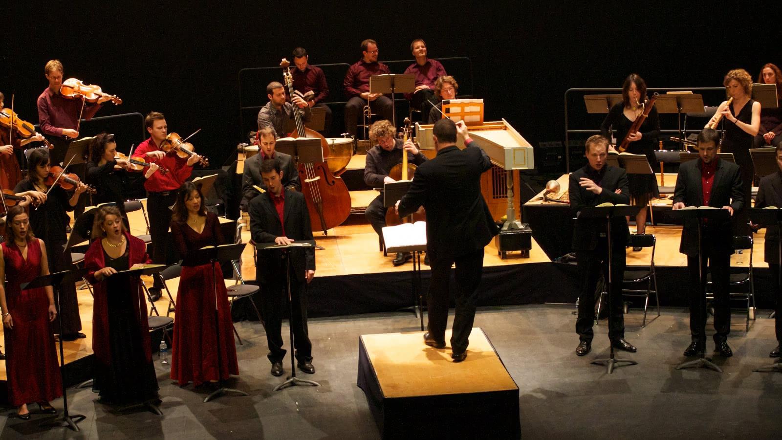 Concert La chapelle Rhénane