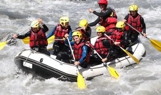 Descente de l'Isère - H2O