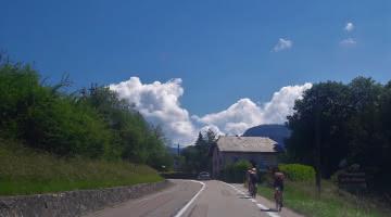 vers Annecy depuis Aix les Bains