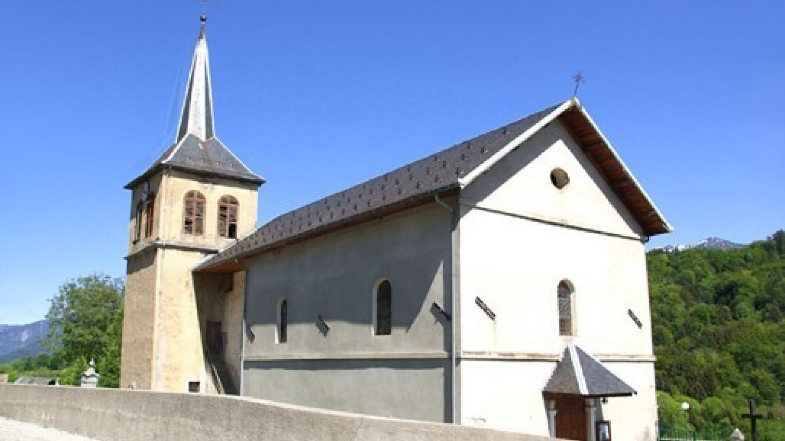 Eglise d'Allondaz