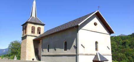 Eglise d'Allondaz