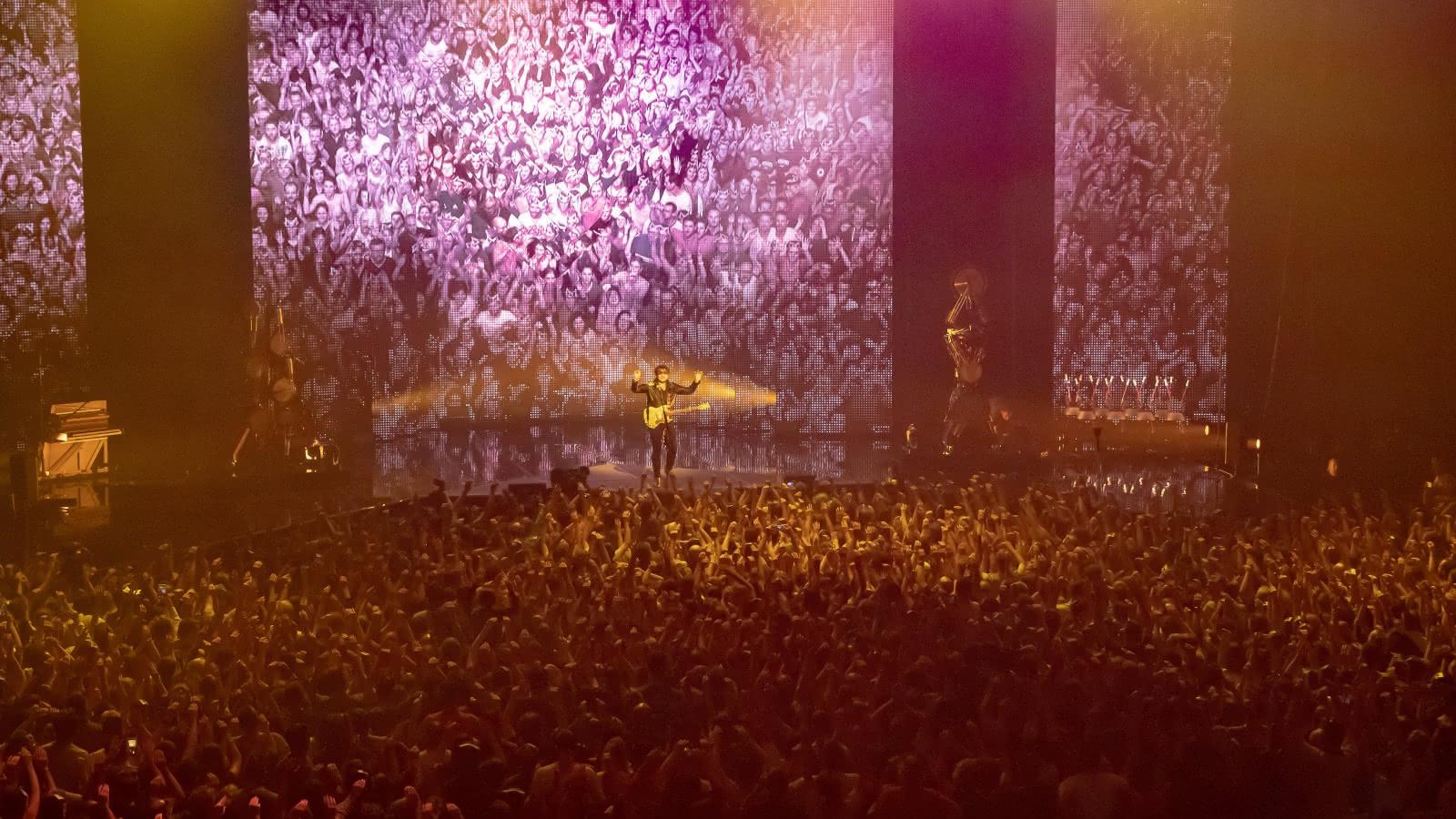 Concert Halle Olympique