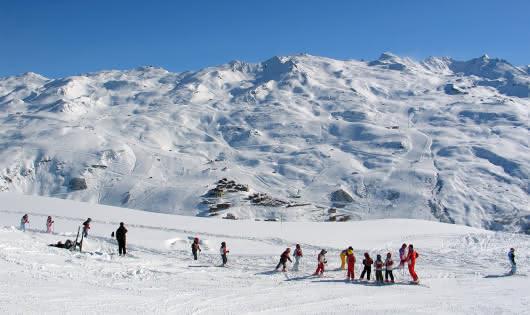 Domaine skiable Les Menuires Saint Martin de Belleville