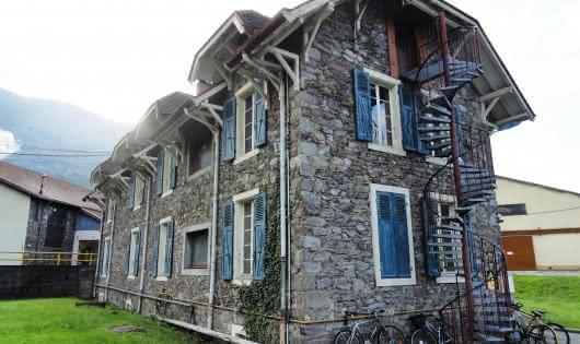 Maison du Village Nègre