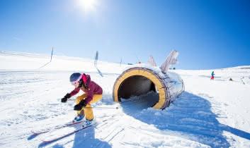 Ski loisir printemps du ski Les Saisies