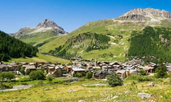 Val d'Isère en été