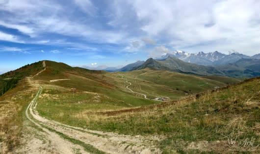 Val d'Arly E-Bike Tour - 19 et 20 septembre 2020 - Mont de Vorès