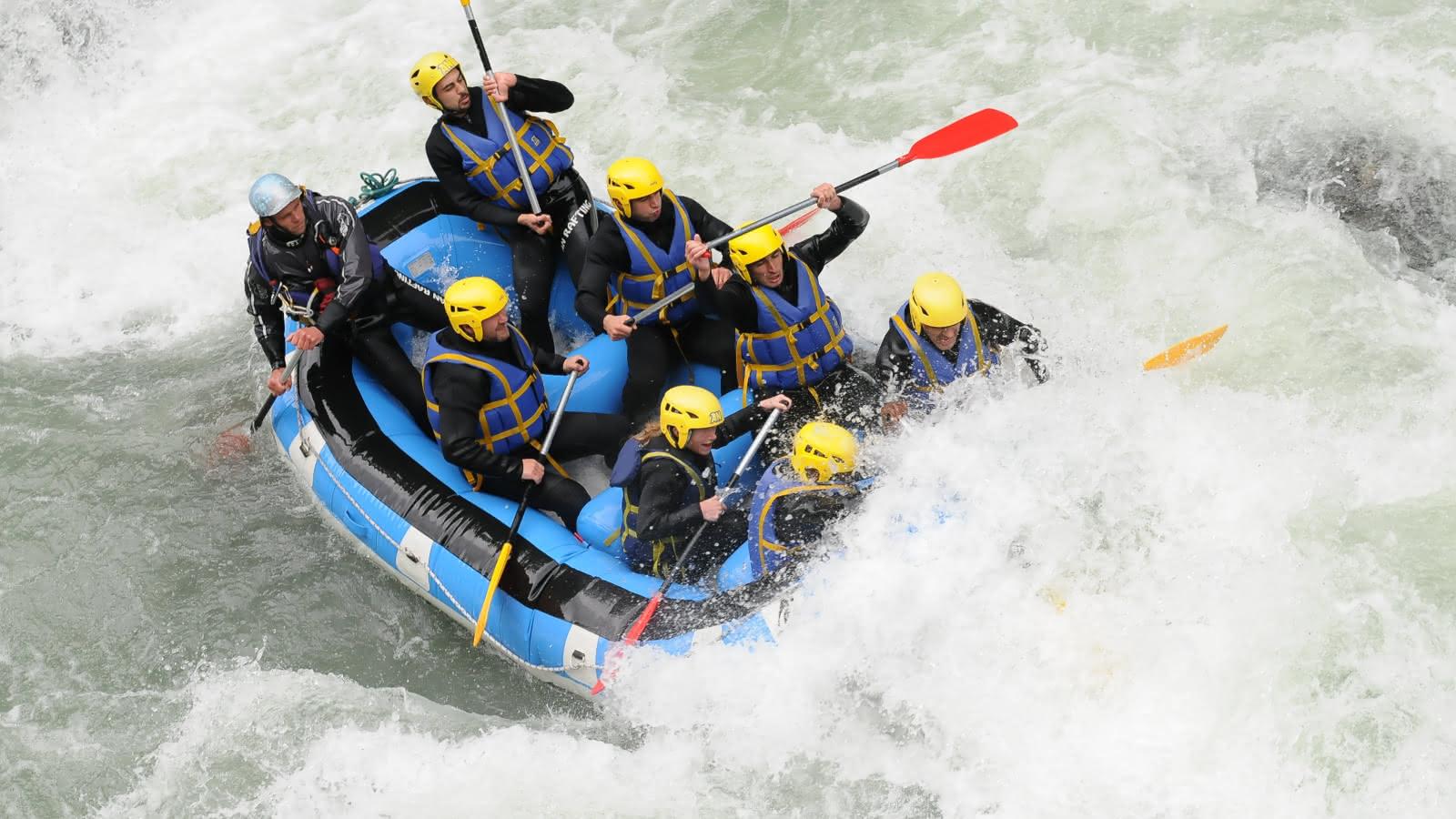AN Rafting