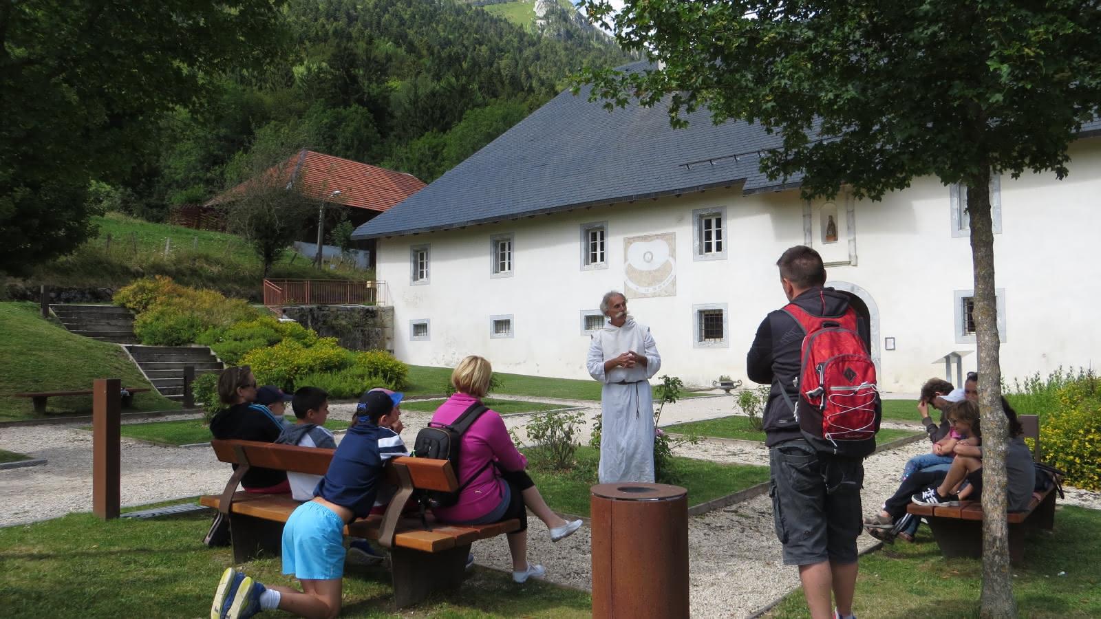 Visite guidée de la Chartreuse