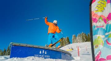 Snowpark de Crest-Voland
