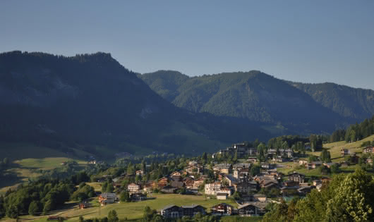 Village de ND de Bellecombe