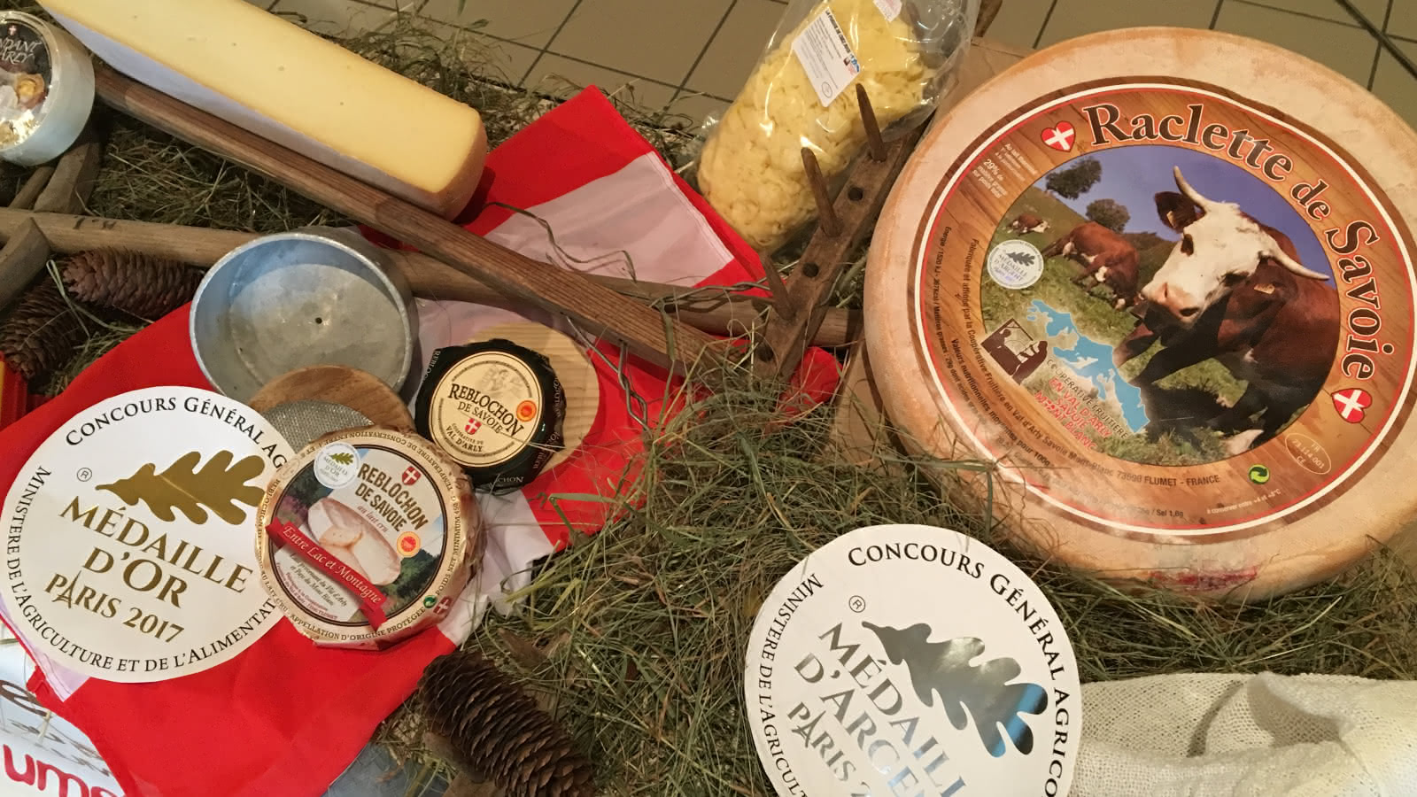 Coopérative fruititère val d'arly Fromage