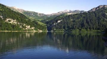 Lac de Saint Guérin