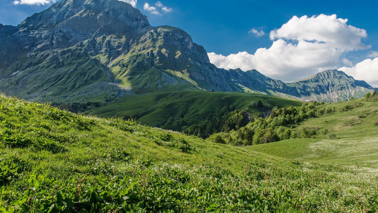 Le Mt Charvin