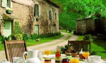 Petit déjeuner à la ferme