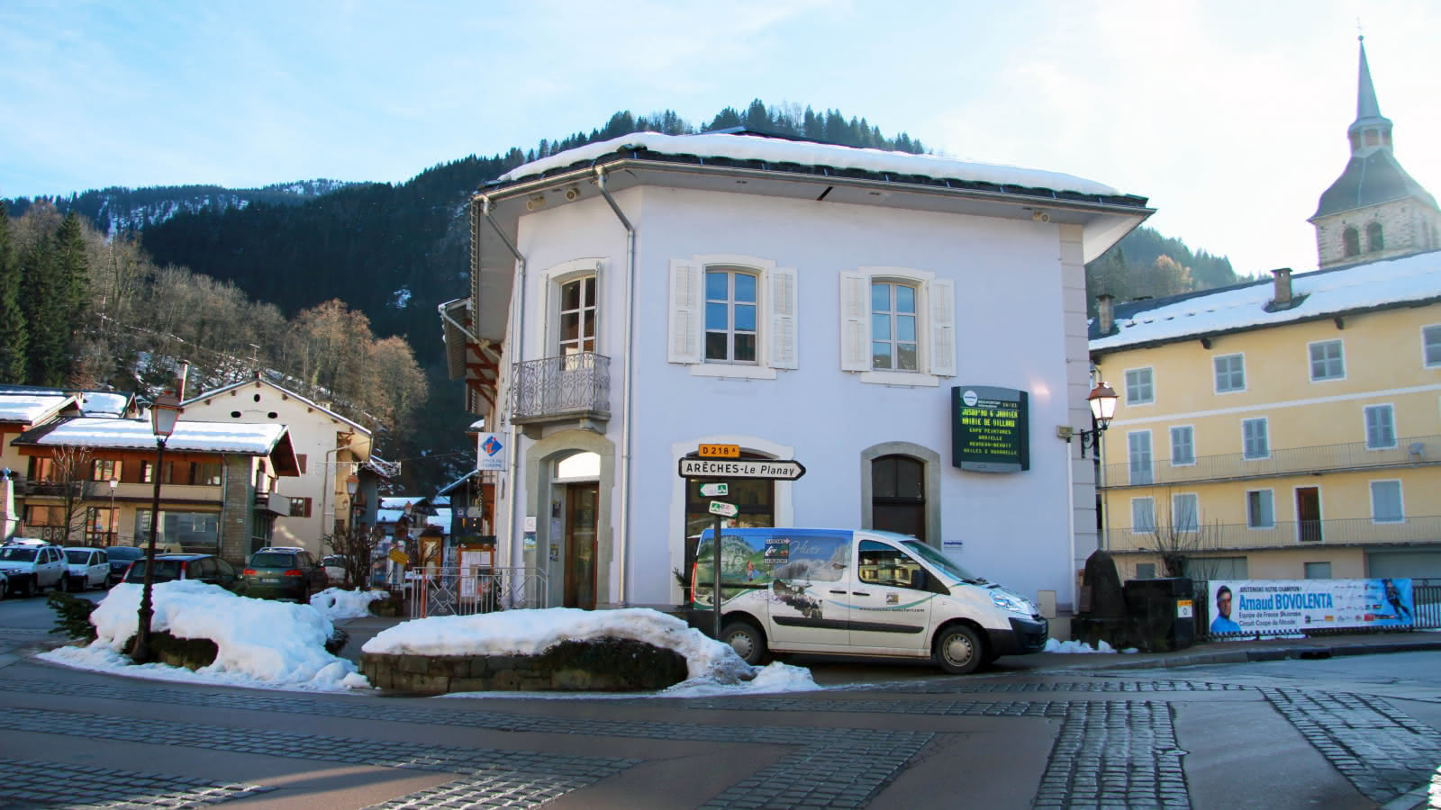 Office de tourisme de Beaufort