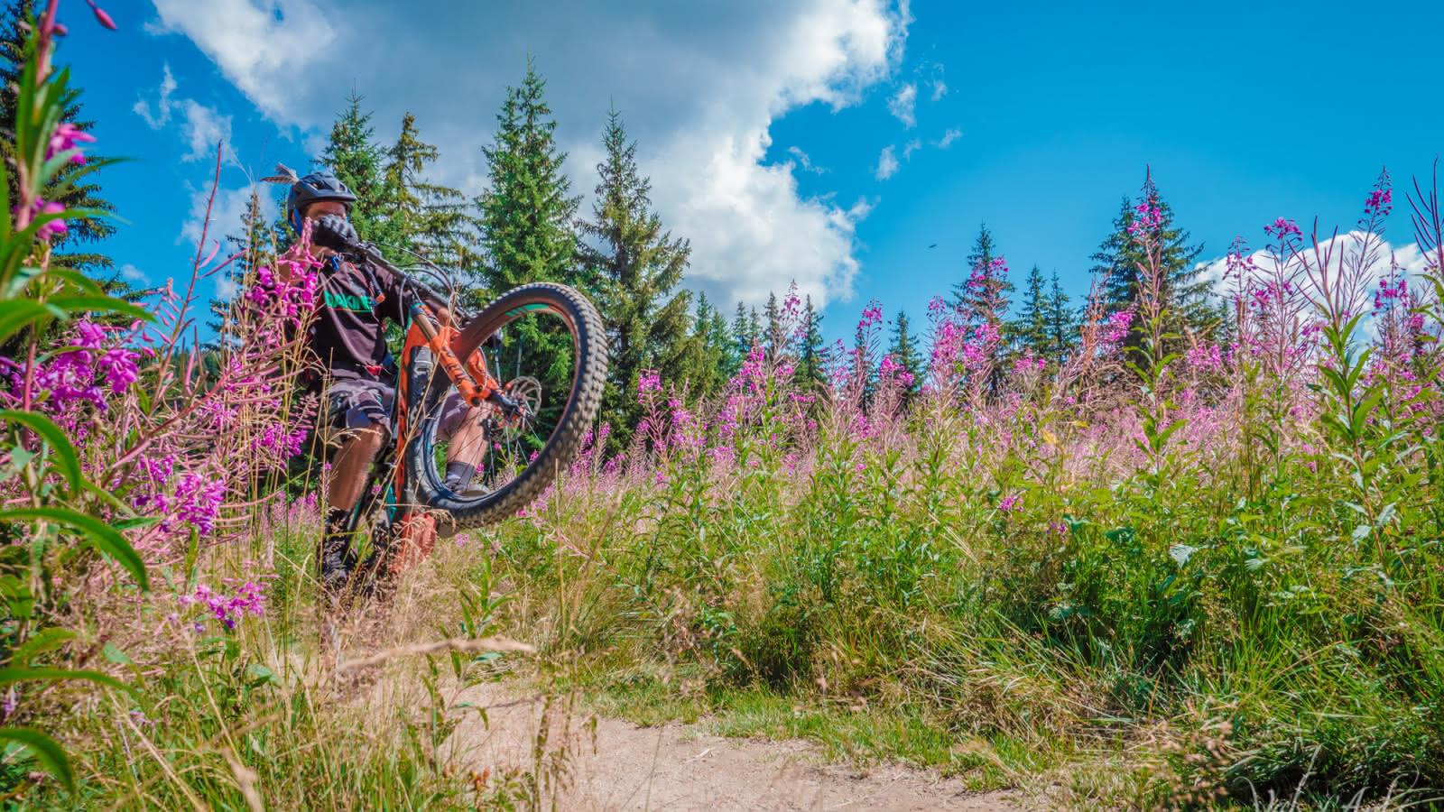 Val d'Arly E-Bike Tour - 19 et 20 septembre 2020 - Rando NOIRE non encadrée - Val d'Arly Expérience