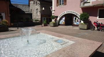 Office de tourisme Saint-Pierre d'Albigny