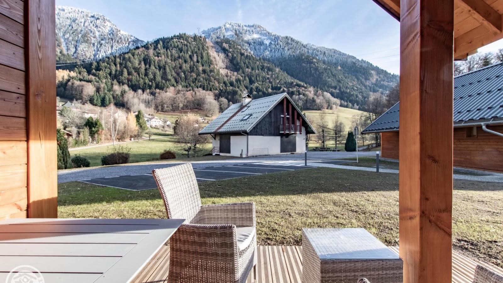 Terrasse privative
