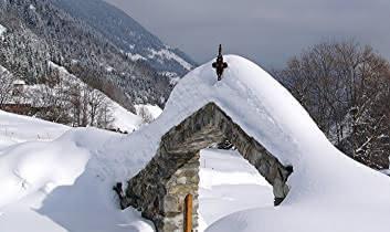 Cellier en hiver