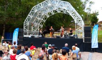 concert en plein air Fort de Tamié