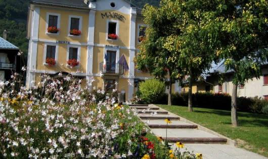 Mairie de Mercury