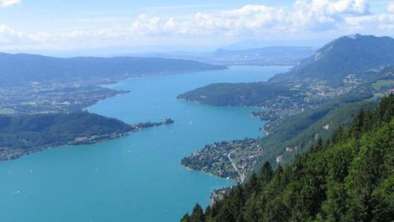 Belvédère lac Annecy