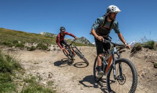 Bike Patrolers