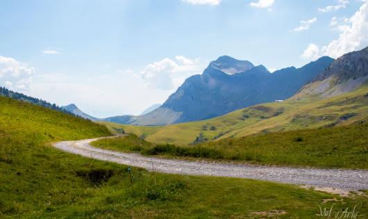 Tour du Val d'Arly en VTT Electrique - Bogneuve