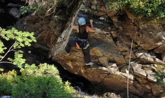 Escaladventure - Parcours aventure du Nant Rouge