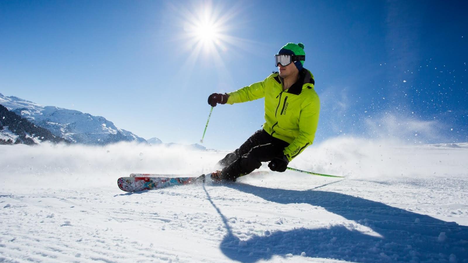 Bon plan ski aux Saisies