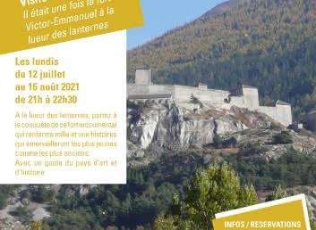 Il était une fois le fort Victor Emmanuel