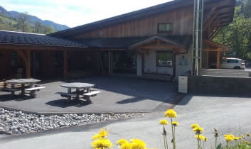 Magasin Coopérative Fruitière en Val d'Arly Savoie Mont-Blanc
