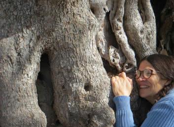 Sabrina Millot La Valse des Arômes forest therapy