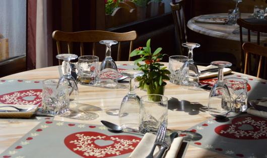 Table intérieur