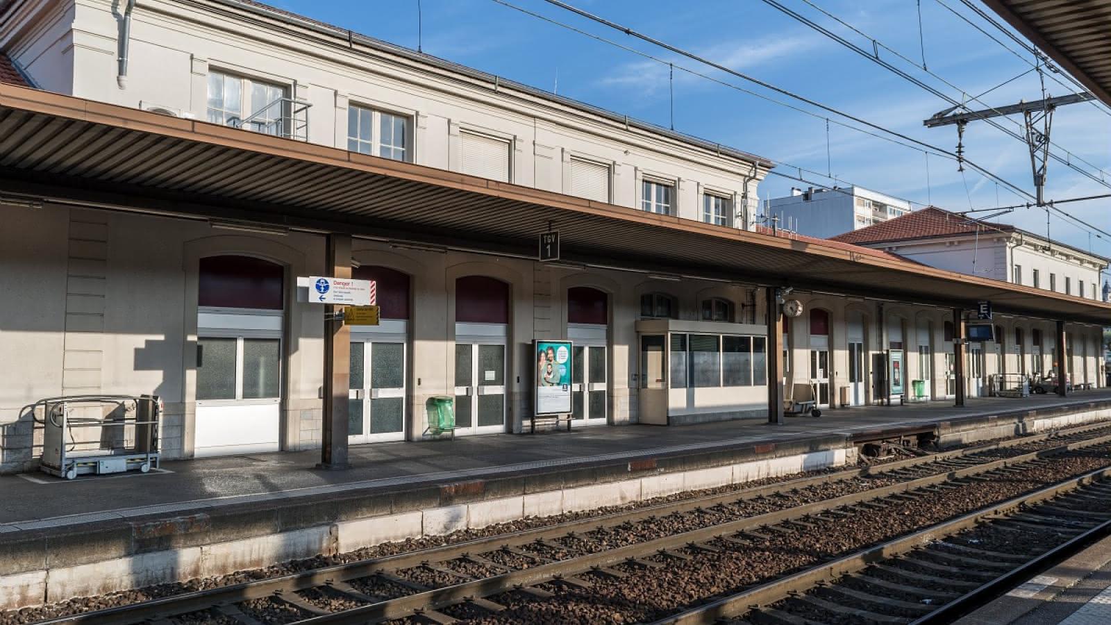 Gare de Chambéry - Challes les Eaux