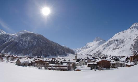 Val d'Isère - Hiver