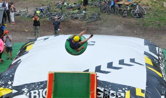 Tubby jump sensation pour les enfants et ados