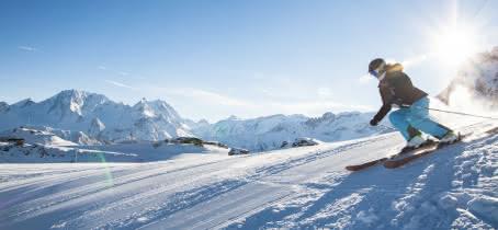 Ski Vallée de Courchevel La Tania