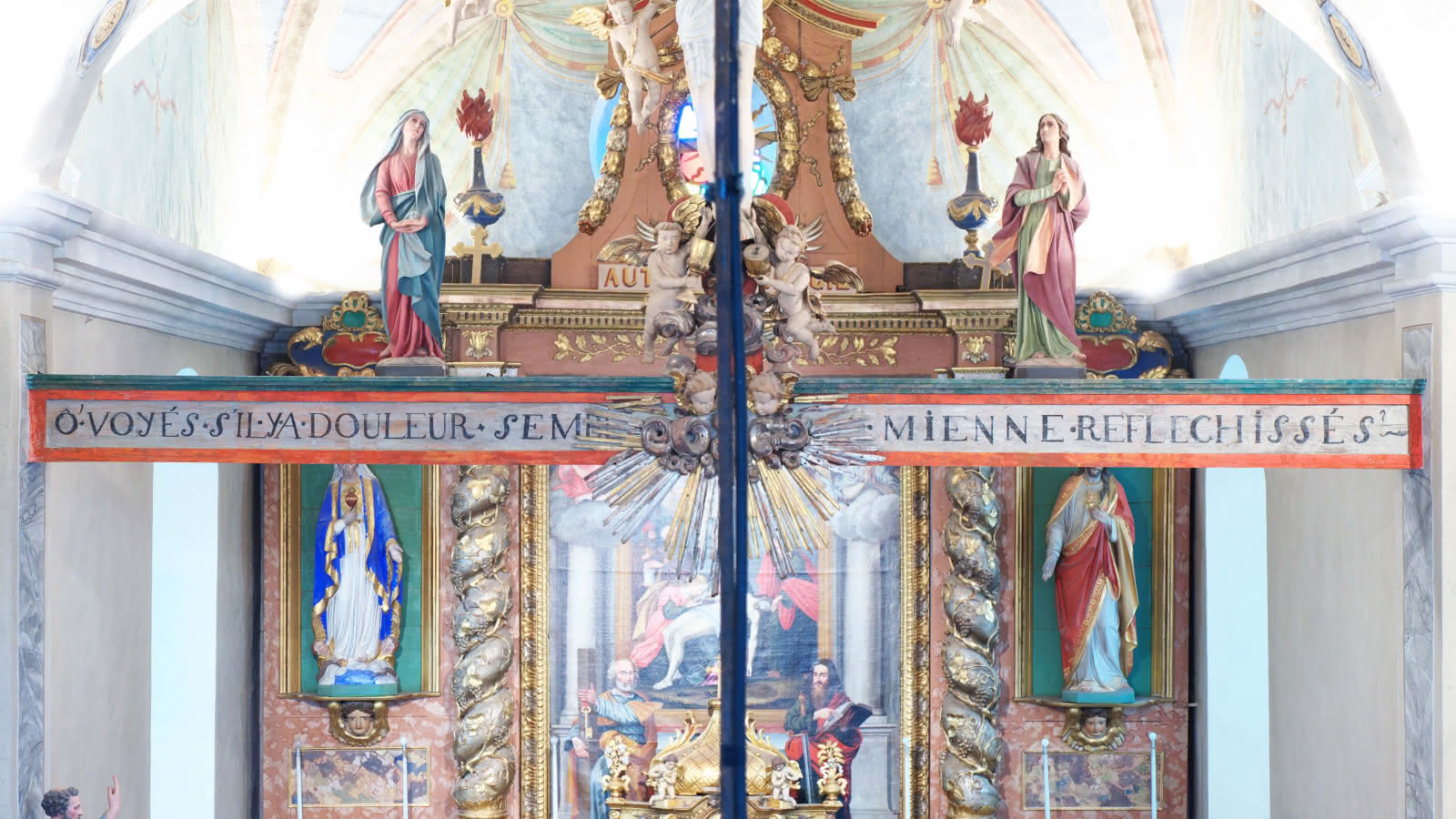 Eglise Saint Pierre de Villard-sur-Doron