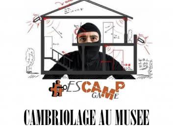 Escape game «Cambriolage au musée»